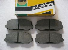 HONDA ACCORD (77-81) CIVIC (80-84) NEW BRAKE PADS - MDB1119,LP0186
